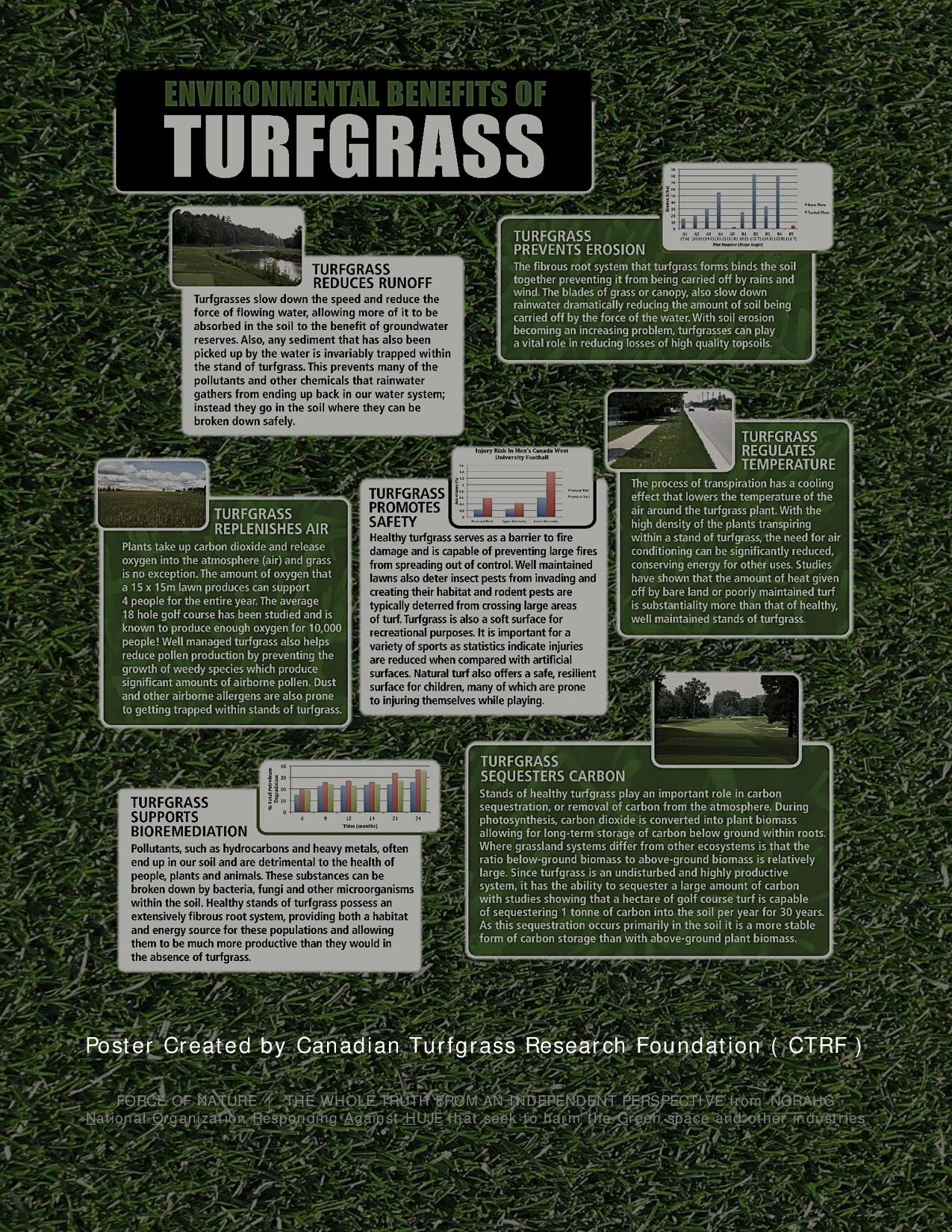 -- -- Positive Waves -- Benefits Of Turfgrass -- CTRF -- 2-0