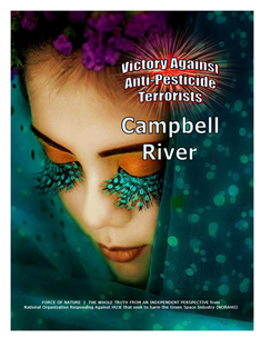 VICTORY AGAINST TERRORISTS -- WEB-PAGE -- Campbell River -- 314 x 235 px