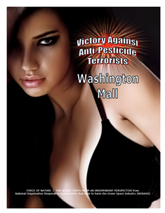 VICTORY AGAINST TERRORISTS -- WEB-PAGE -- Washington Mall -- 315 x 235 px