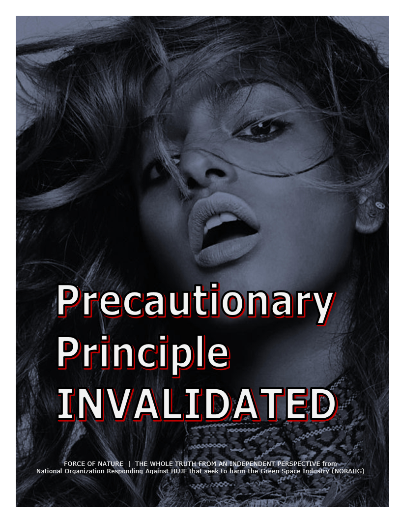 precautionary principle Plenty of people have an opinion on whether the precautionary principle is good or bad, but what exactly is it risk bites dives into the precautionary princ.