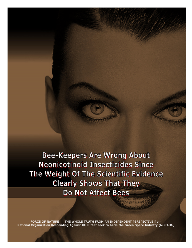 Myth-BUSTING -- Bees -- RENEGADE Bee-Keeper Trade Associations (8)