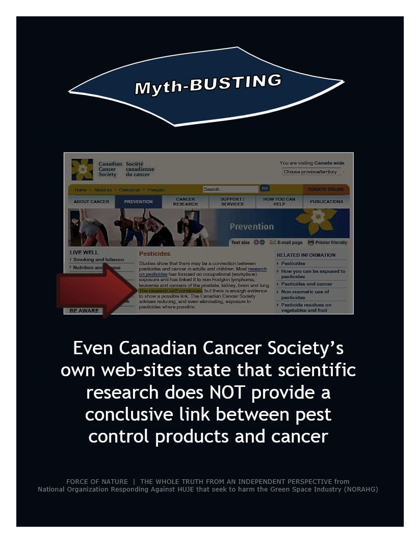 Canadian Cancer Society (18)