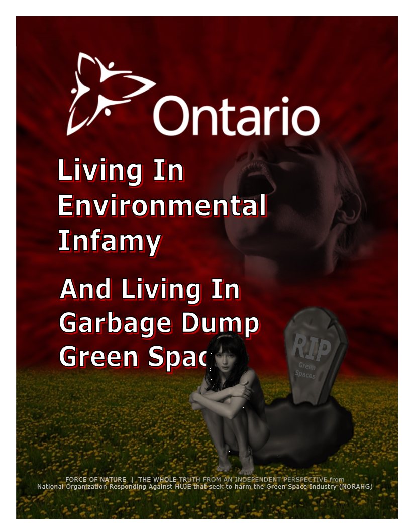 Garbage Dumps -- Photo Gallery -- Ontario -- Weed Man (1)