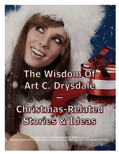 The Wisdom Of Drysdale -- Christmas-Related Stories & Ideas -- 314 x 235 px