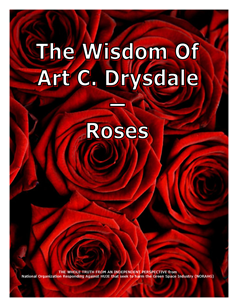 The Wisdom Of Drysdale -- Roses -- 314 x 235 px