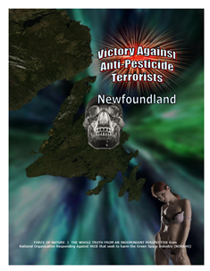 VICTORY AGAINST TERRORISTS -- WEB-PAGE -- Newfoundland -- 314 x 235 px