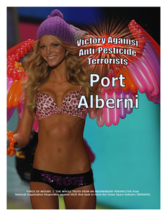 VICTORY AGAINST TERRORISTS -- WEB-PAGE -- Port Alberni -- 314 x 235 px