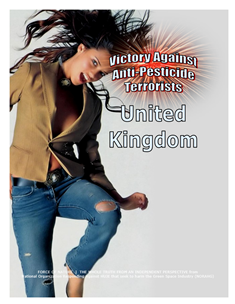 VICTORY AGAINST TERRORISTS -- WEB-PAGE -- United Kingdom -- 314 x 235 px