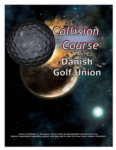 Collision Course -- WEB-PAGE -- Cover Page -- Danish Golf Union -- 314 x 235 px