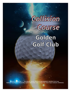 Collision Course -- WEB-PAGE -- Cover Page -- Golden Golf Club -- 314 x 235 px