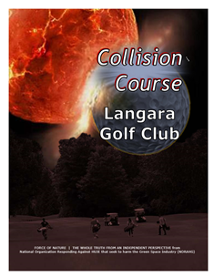 Collision Course -- WEB-PAGE -- Cover Page -- Langara Golf Club -- 314 x 235 px