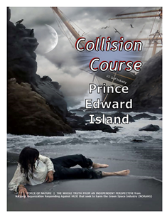 Collision Course -- WEB-PAGE -- Cover Page -- Prince Edward Island -- 314 x 235 px