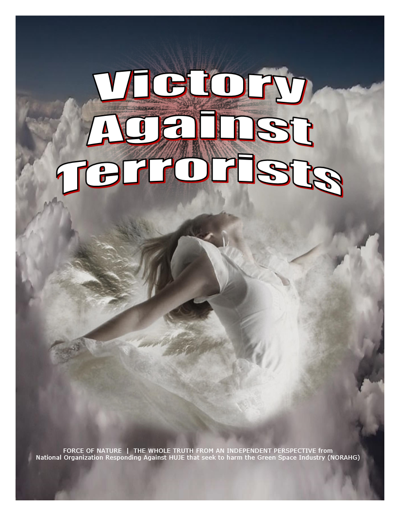 VICTORY AGAINST TERRORISTS -- British Columbia (4)