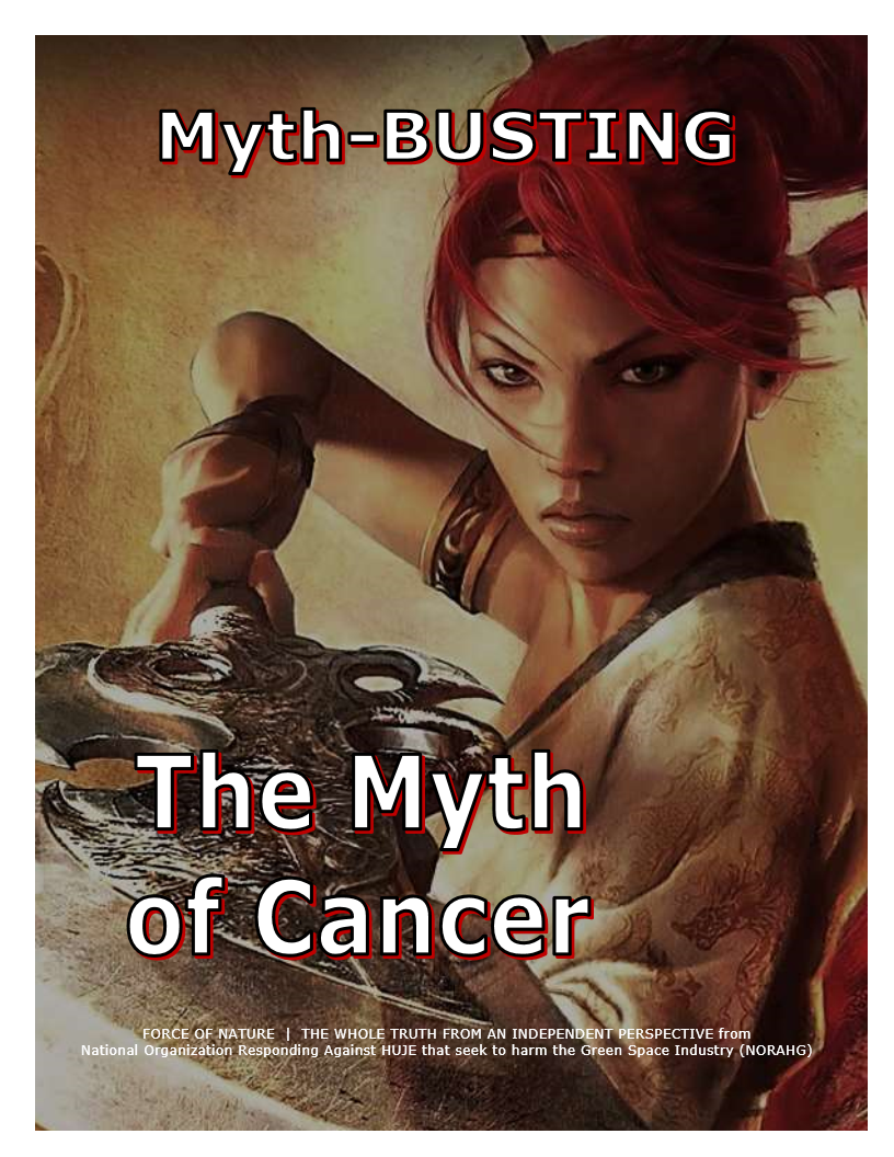 Myth-BUSTING -- Cancer (6)