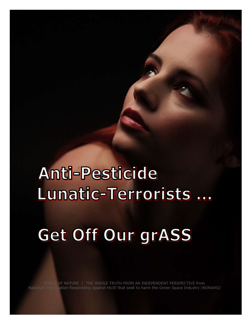 The Avengers Against Anti-Pesticide Terrorism - Get Off Our grASS (223)