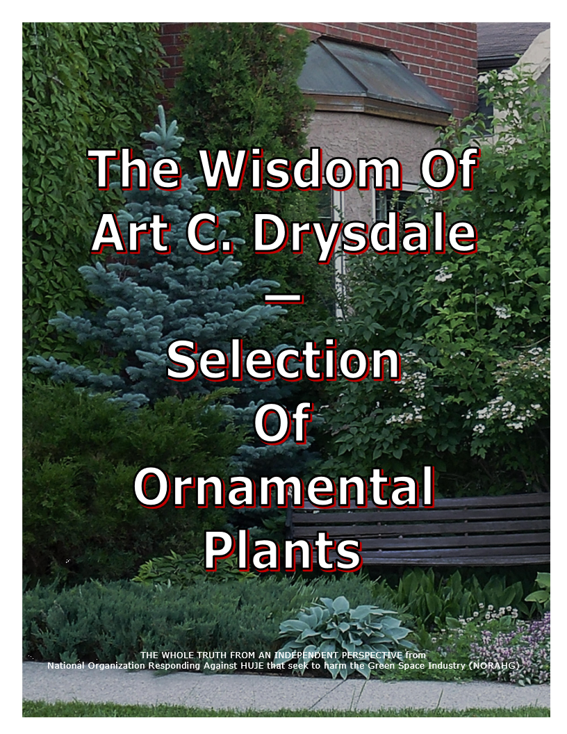 The Wisdom Of Drysdale (1)