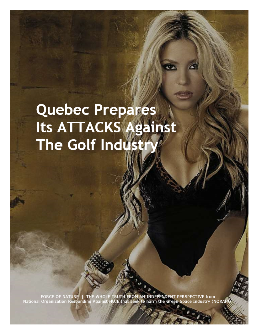 Golf -- Collision Course -- POST -- Quebec (17A)