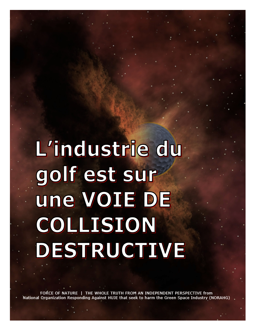 Golf -- Collision Course -- POST -- Quebec (1B)