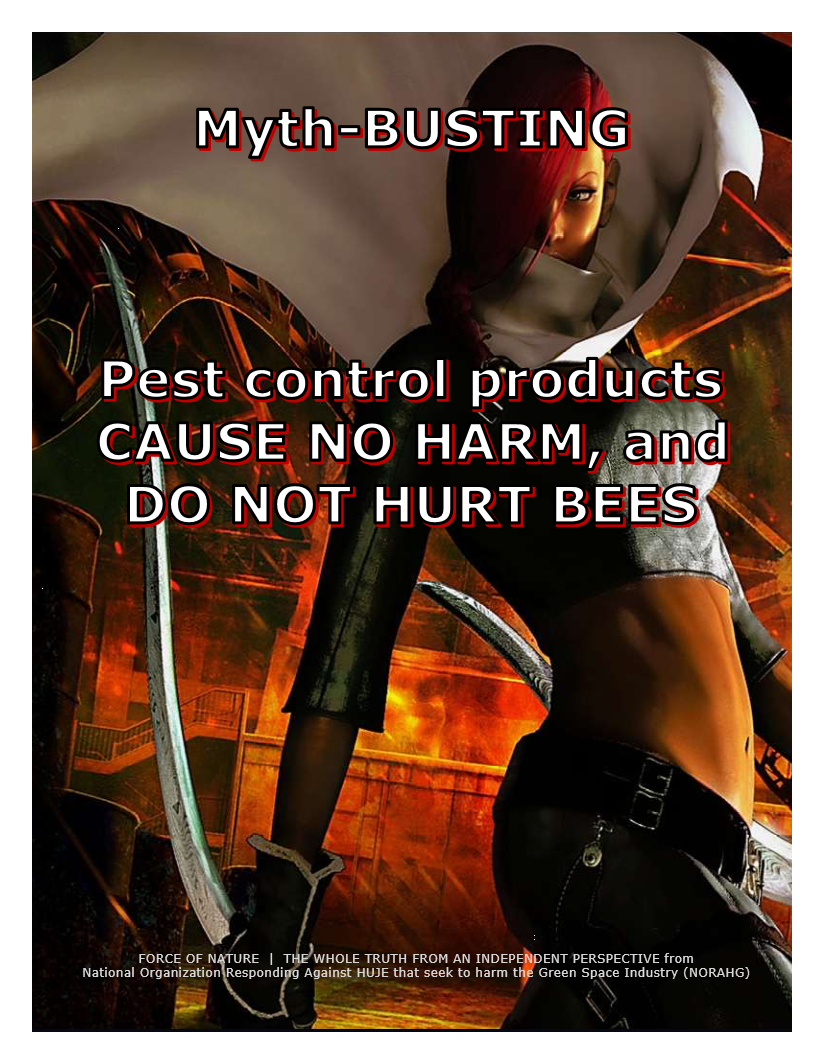 Myth-BUSTING -- Bee Colony Collapse Disorder (13)