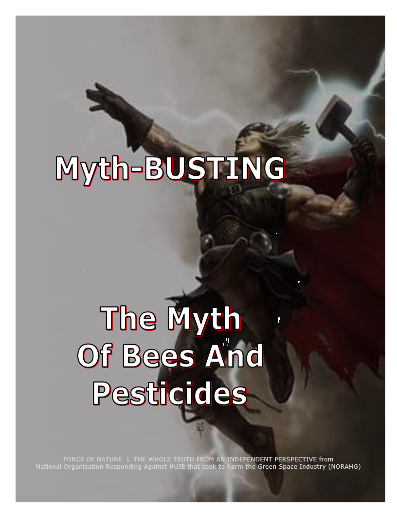 Myth-BUSTING -- Bee Colony Collapse Disorder (45)