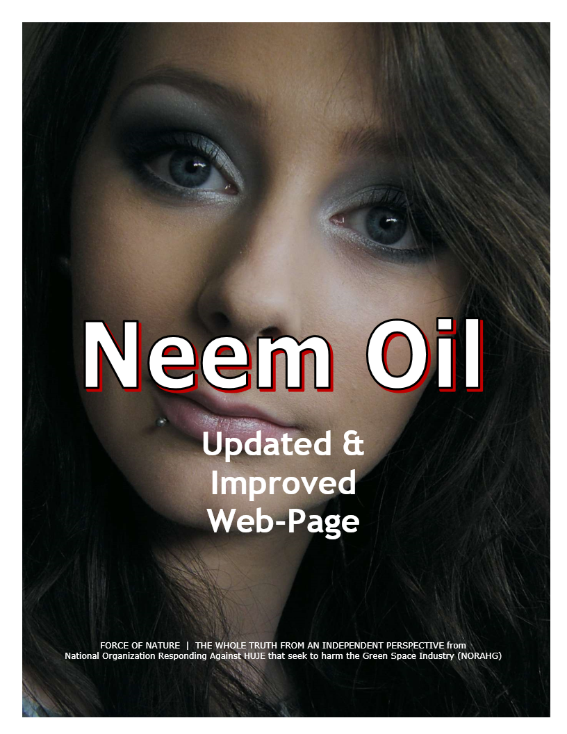 Green Alternative -- Neem Oil Insecticide (59)