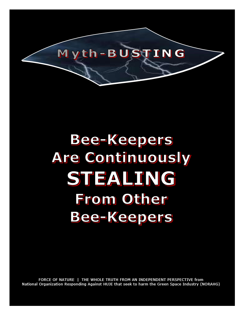 Myth-BUSTING -- Bees -- Bee-Keepers STEALING From Other Bee-Keepers (16)
