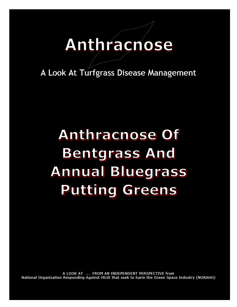 A Look At -- Anthracnose (16)