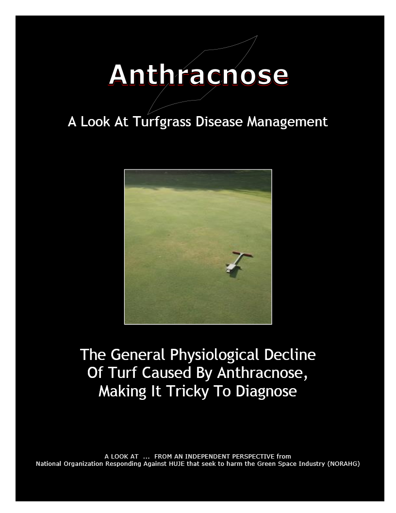 A Look At -- Anthracnose (5)