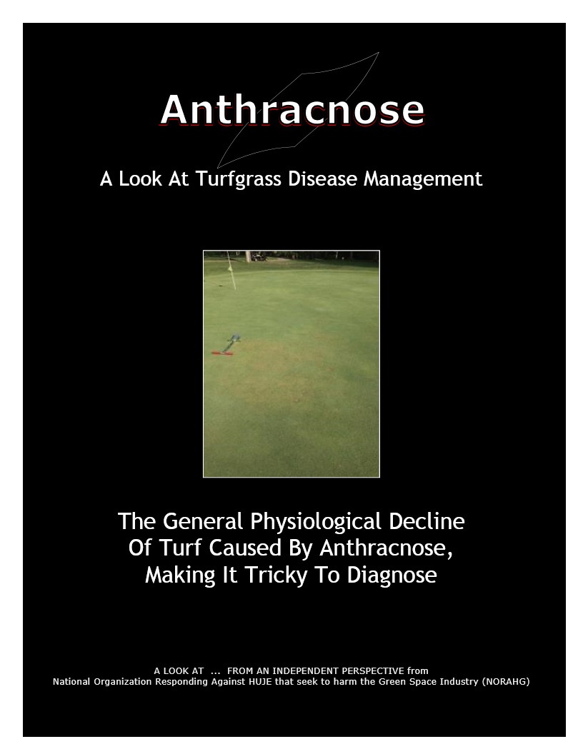A Look At -- Anthracnose (6)