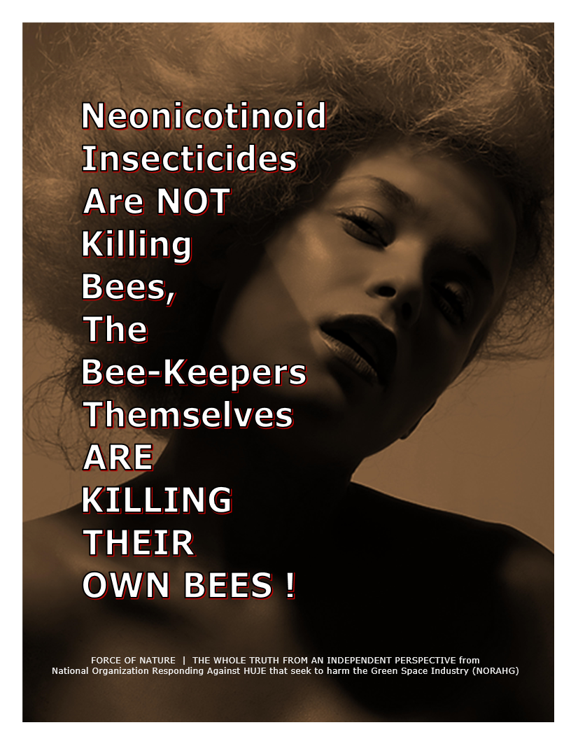 Myth-BUSTING -- Bees -- Neonicotinoids Are Not Killing Bees (1)