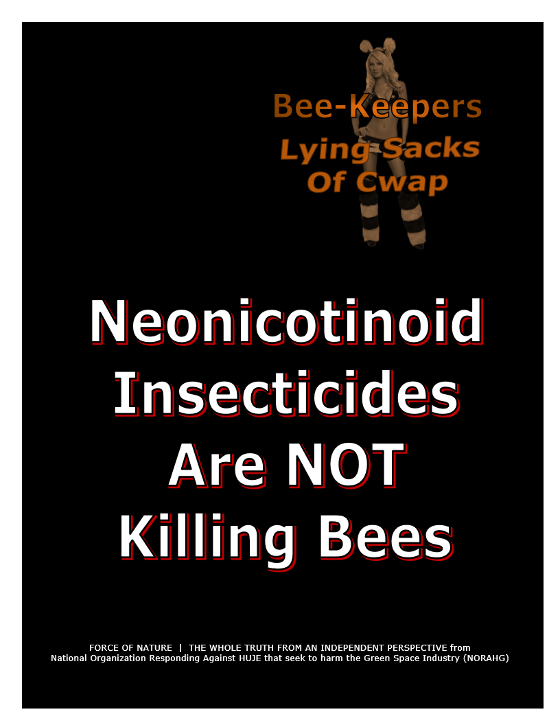 Myth-BUSTING -- Bees -- Neonicotinoids Are Not Killing Bees (4)