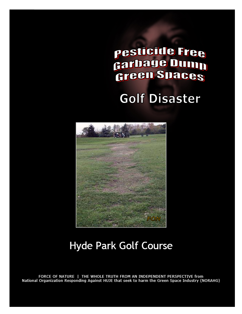 Hyde Park Golf Course (18)