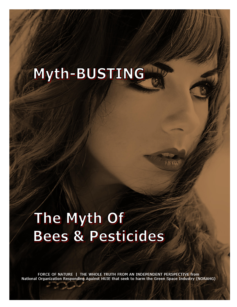 Myth-BUSTING -- Bees -- Science & Statistics (5)