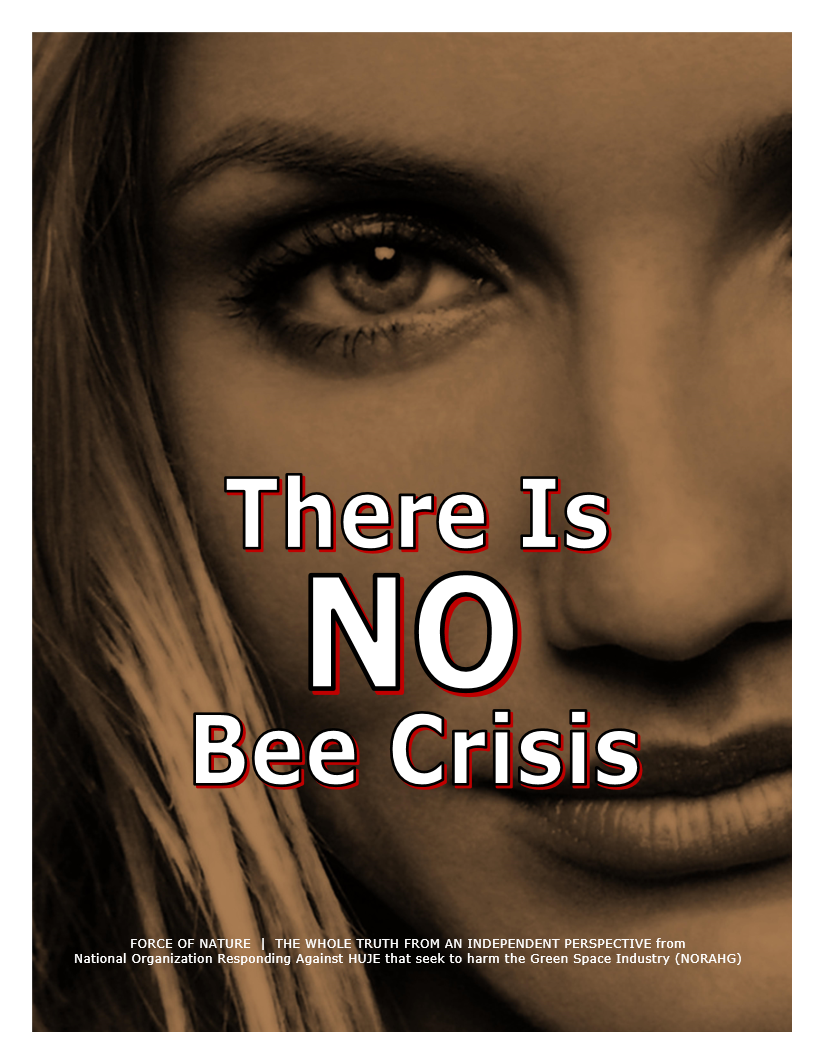 Myth-BUSTING -- Bees -- Science & Statistics (7)
