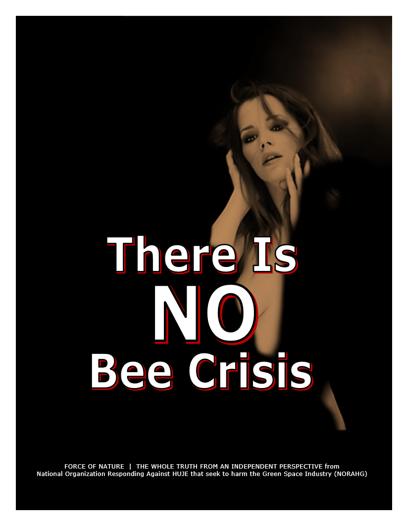 Myth-BUSTING -- Bees -- There Is NO Bee Crisis -- European Union (5)