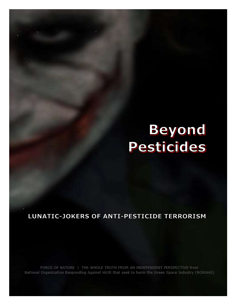 Beyond Pesticides  (1)