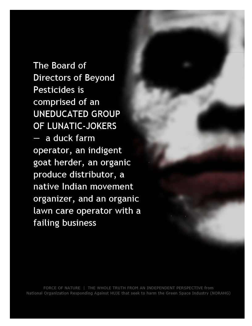 Beyond Pesticides  (3)