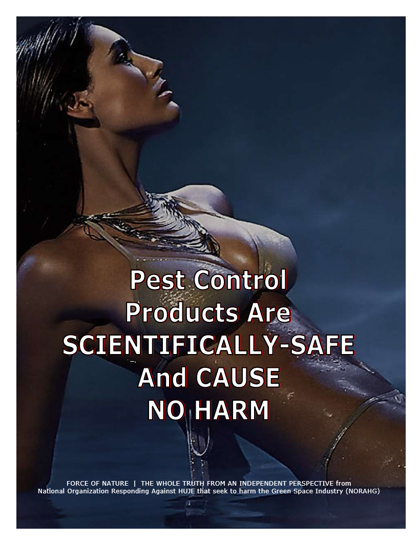 Pesticides Are SCIENTIFICALLY-SAFE (1)
