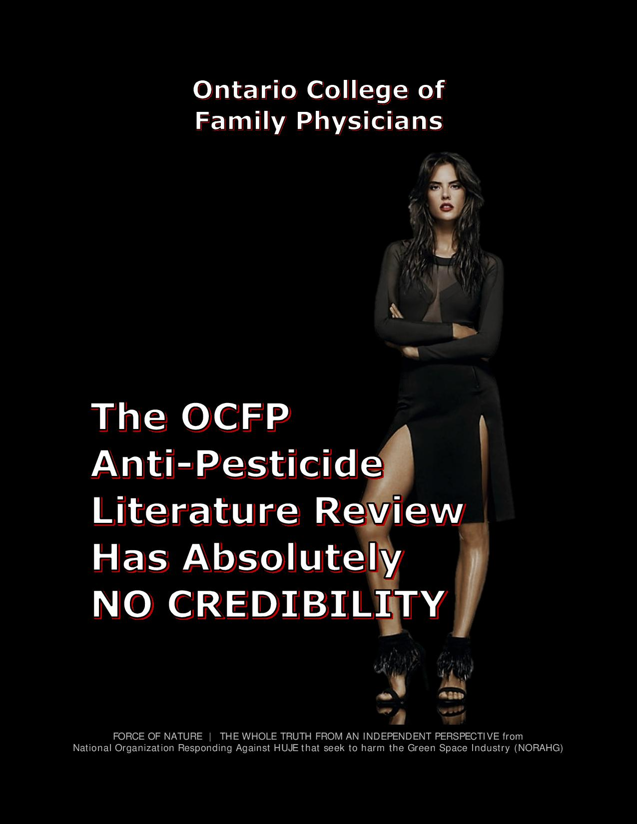 Ontario College of Family Physicians 1-3