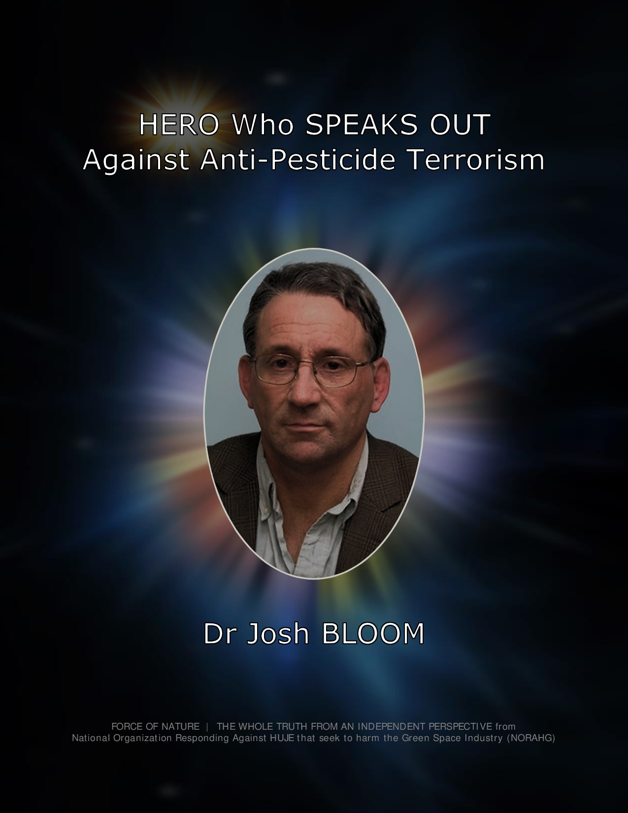 BLOOM, Dr Josh