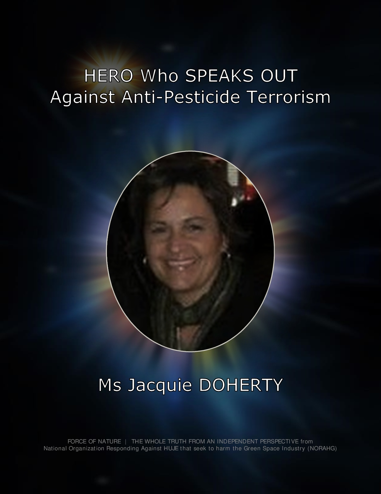 DOHERTY, Ms Jacquie