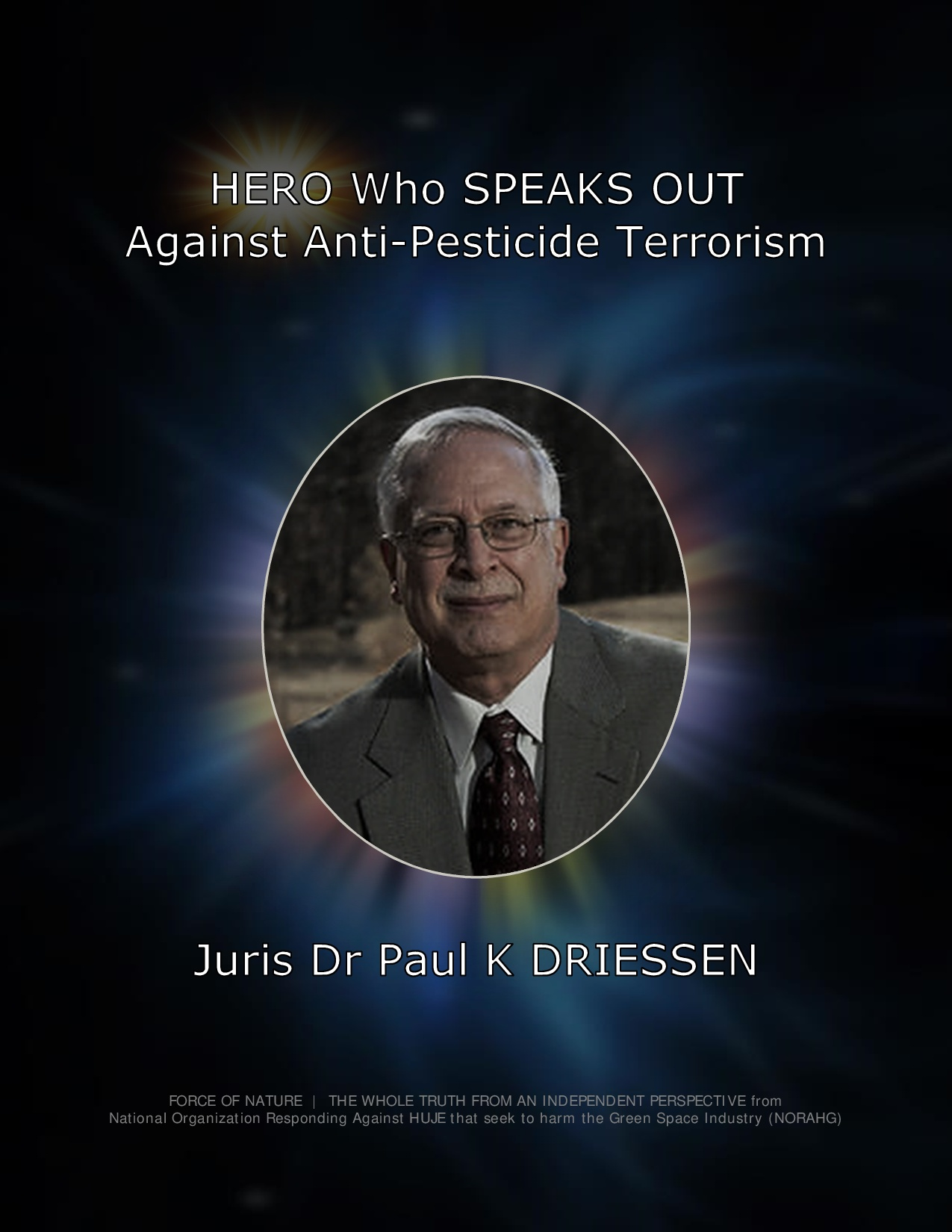 DRIESSEN, Juris Dr Paul K