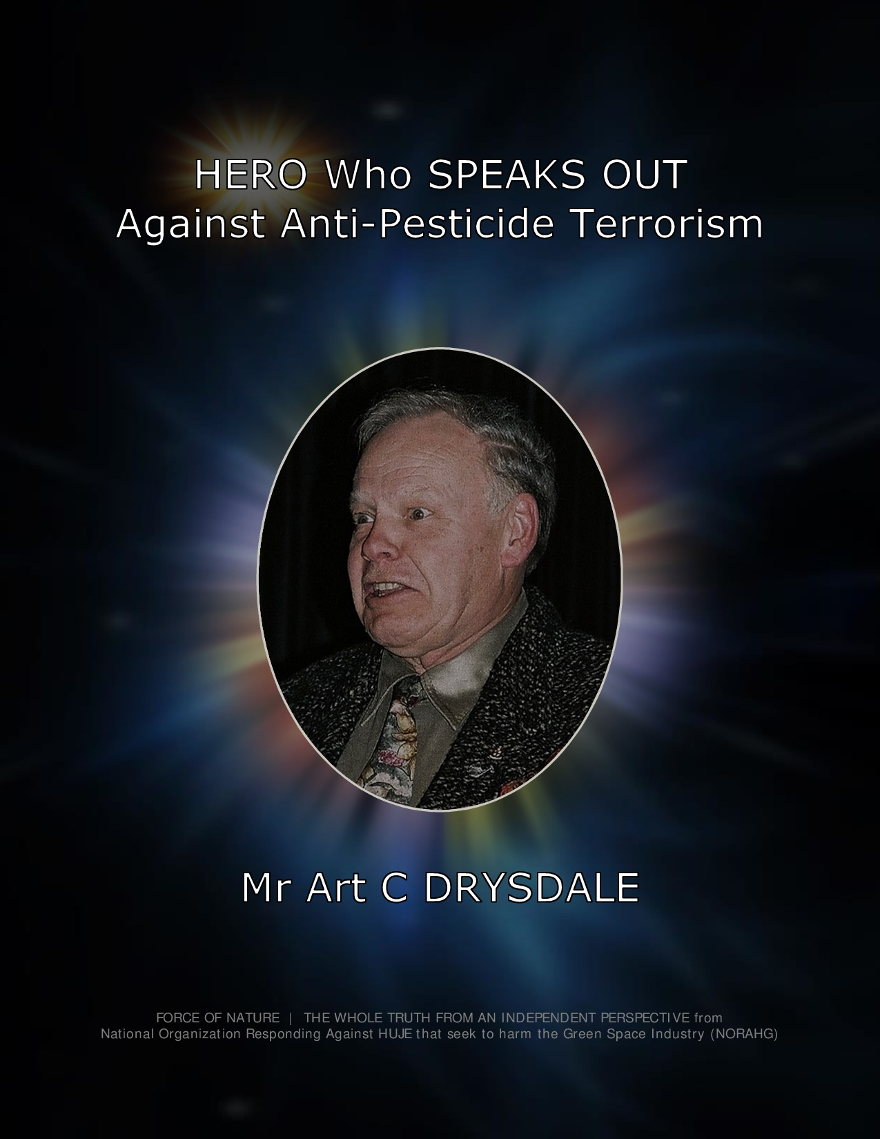 DRYSDALE, Mr Art C
