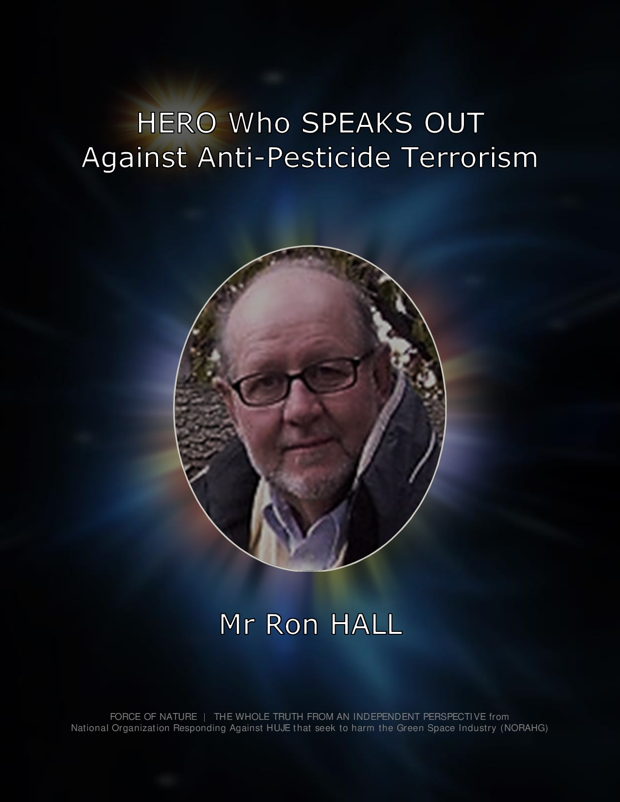 HALL, Mr Ron