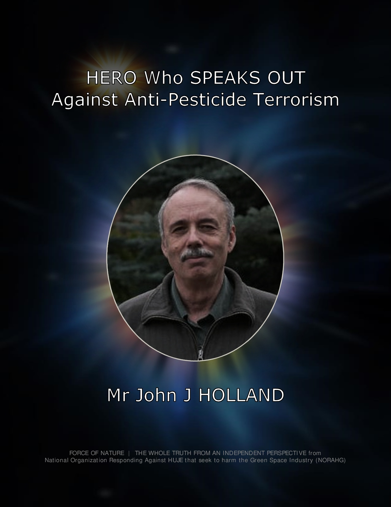 HOLLAND, Mr John J