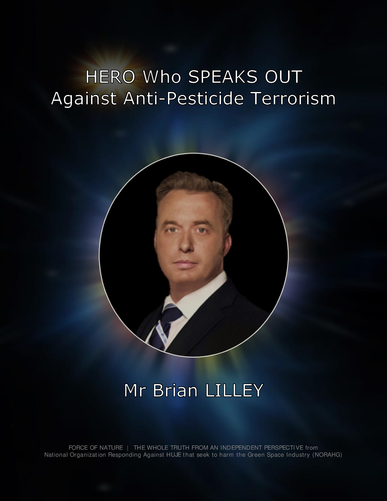 LILLEY, Mr Brian