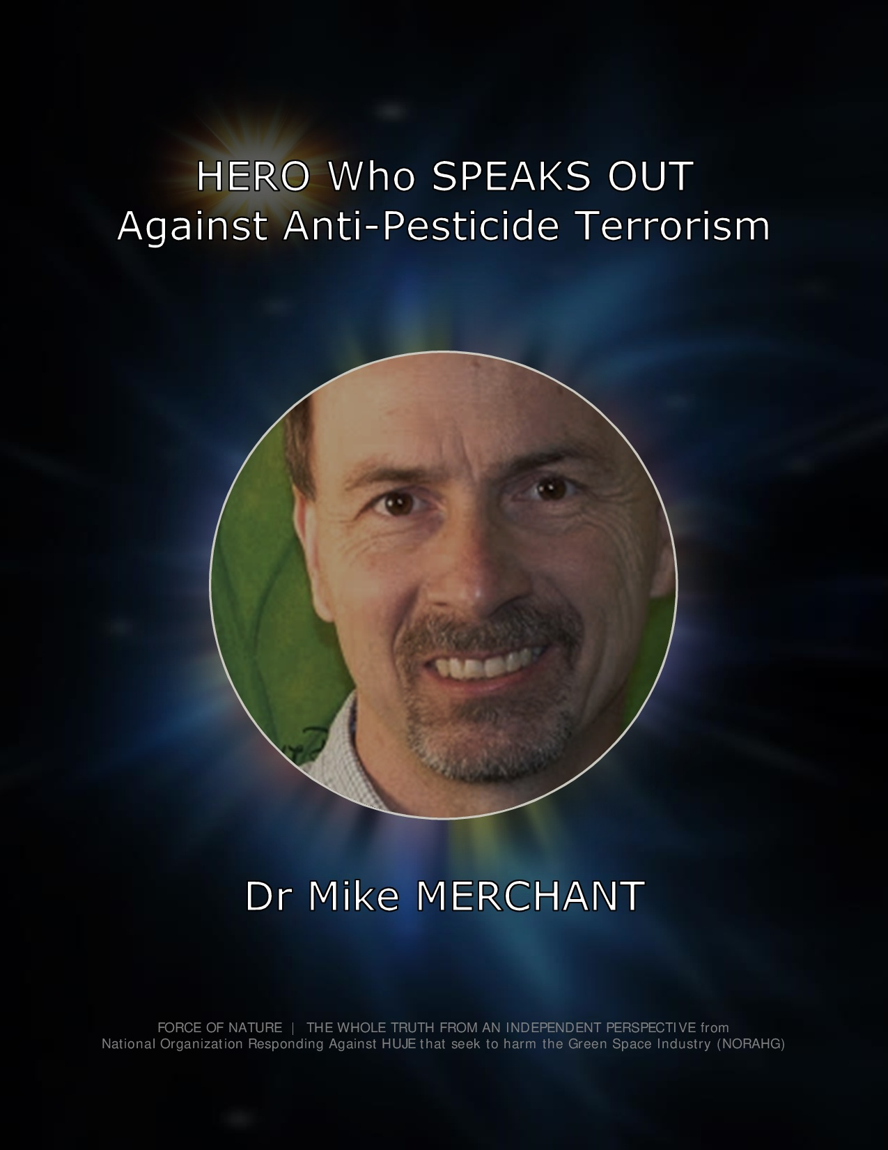 MERCHANT, Dr Mike