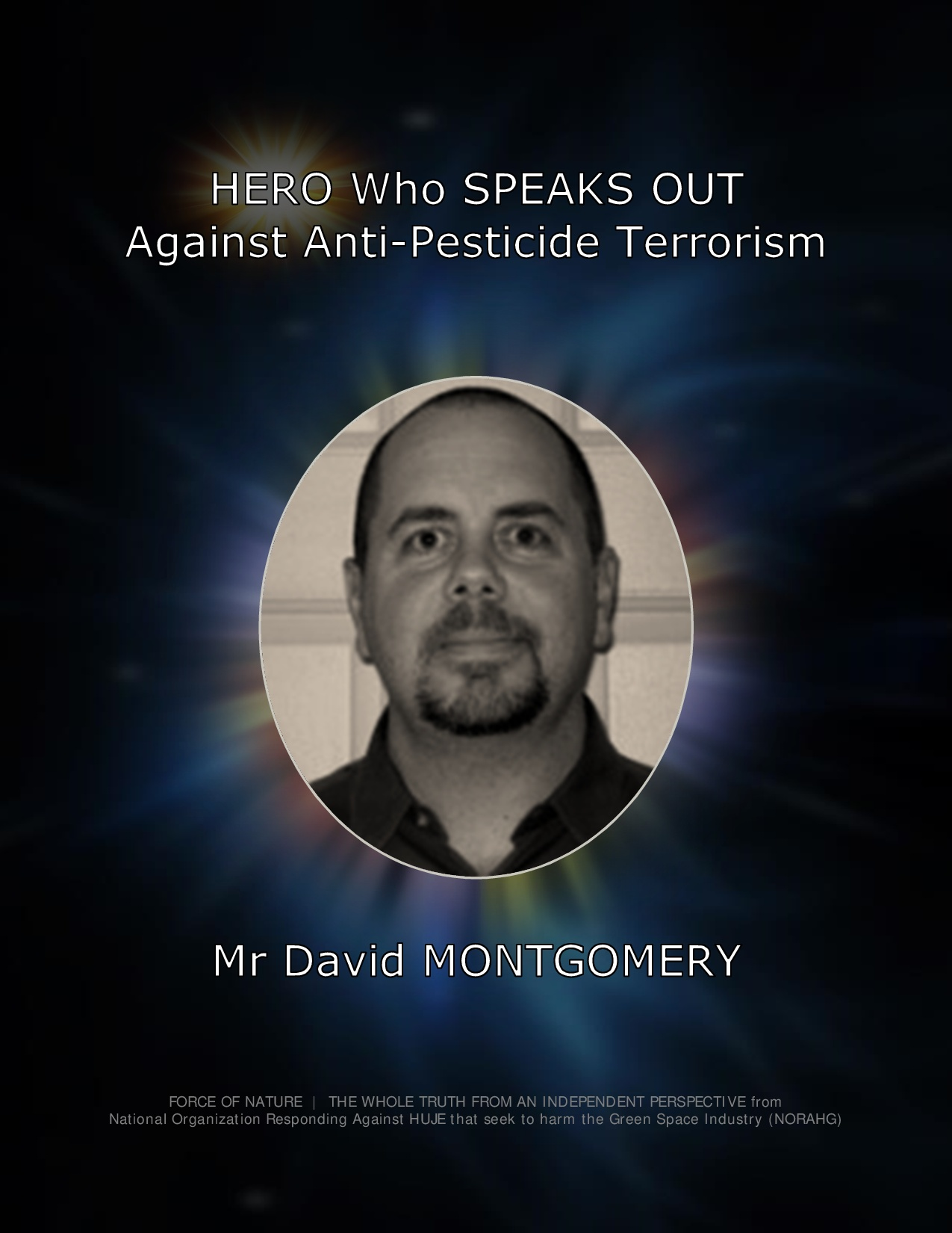 MONTGOMERY, Mr David