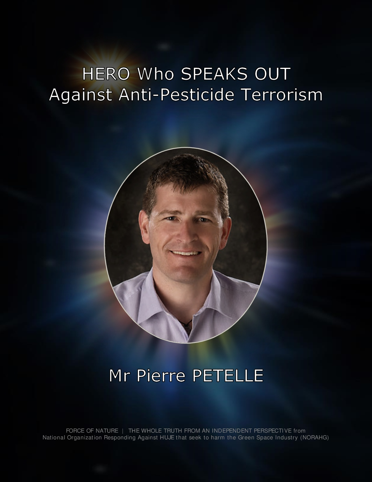 PETELLE, Mr Pierre
