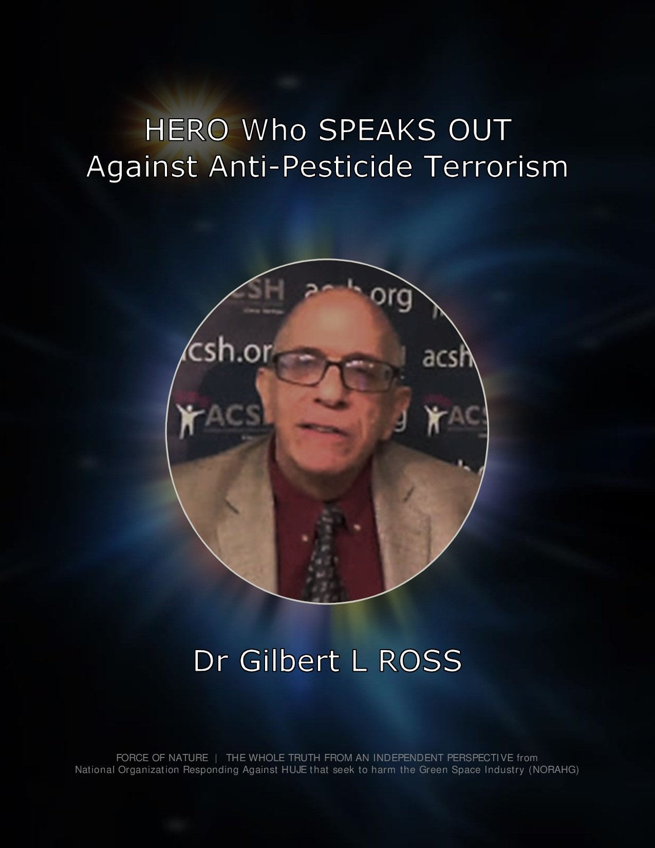 ROSS, Dr Gilbert L